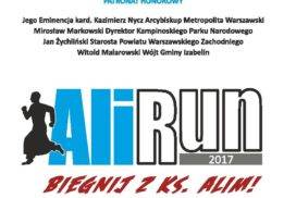 Dzień Patrona Gimnazjum - AliRUN 2017