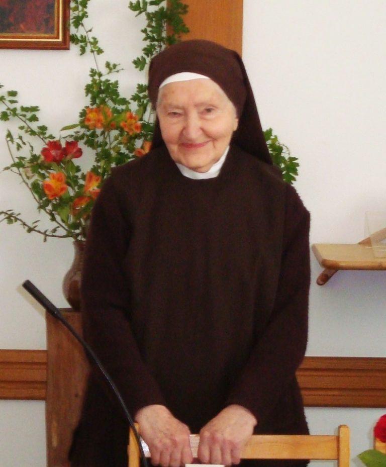 Zmarła Siostra Rut FSK