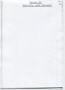 Spis - Teczka 24001